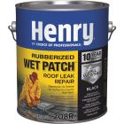 Henry Wet Patch 1 Gal. Rubberized Roof Cement and Patching Sealant Image 1