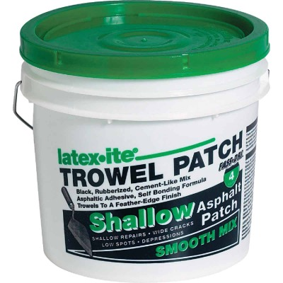 Latex-ite Trowel Patch 2 Gal. Trowel Asphalt Patch