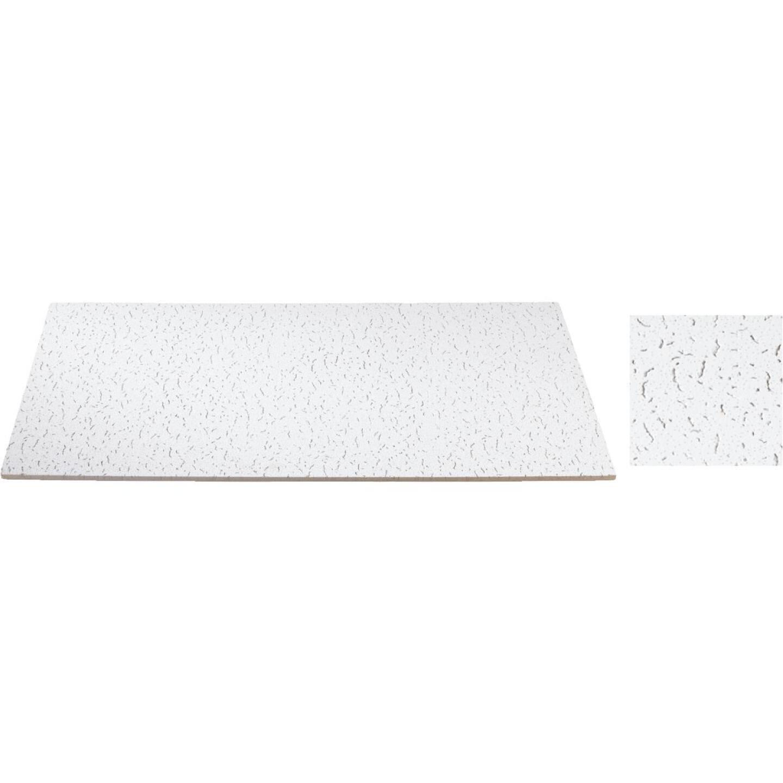 Fifth Avenue 2 Ft. x 4 Ft. White Mineral Fiber Square Edge Ceiling Tile (8-Count) Image 8