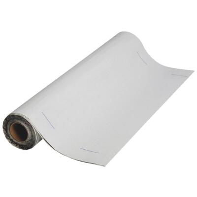 MFM Peel & Seal 36 In. X 33-1/2 Ft. White Aluminum Roofing Membrane