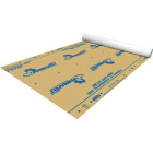 PermaFelt 48 In. x 100 Ft. Khaki Gold Synthetic Roof Felt Image 1