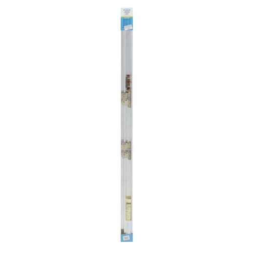 Johnson Hardware 60 In. Double Wheel Sliding Door Hardware