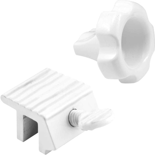 Defender Security White Wrench & Window Lock Kit
