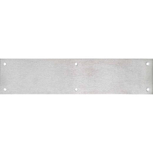 Tell 3.5 In. x 15 In. Stainless Steel Push Plate