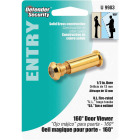 Defender Security Solid Brass 1/2 In. Hole Door Viewer Image 2