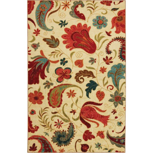 Mohawk Home Tropical Acres 5 Ft. x 8 Ft. Area Rug