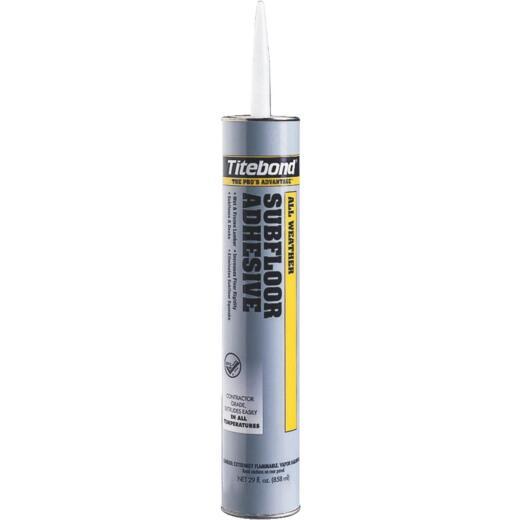 Titebond 28 Oz. All-Weather Subfloor Adhesive