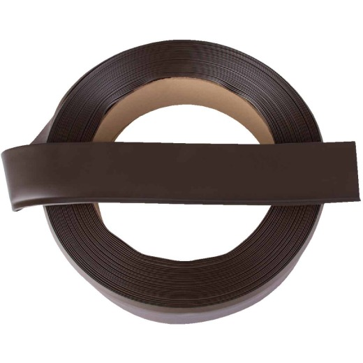 Roppe 4 In. x 120 Ft. Roll Brown Vinyl Dryback Wall Cove Base