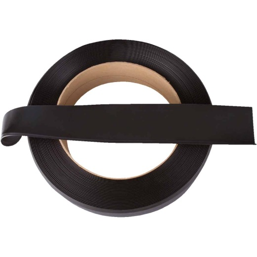 Roppe 4 In. x 120 Ft. Roll Black Vinyl Dryback Wall Cove Base