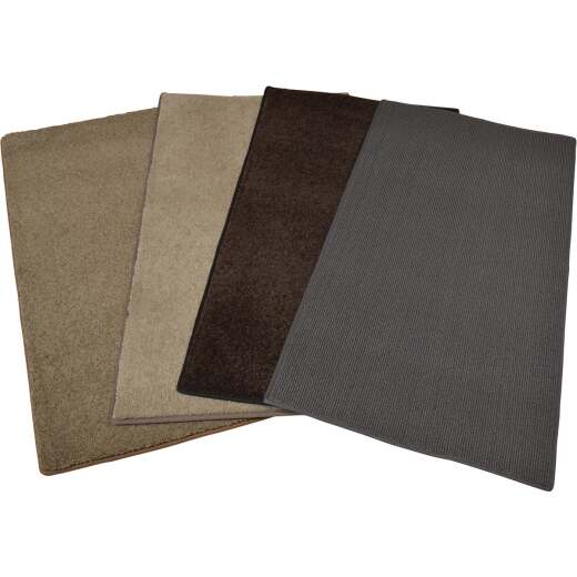 Garland Rug 48 In. x 66 In. Assorted Colors Remnant Rug