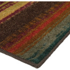 Mohawk Home Boho Stripe Multi-Color 5 Ft. x 8 Ft. Area Rug Image 3