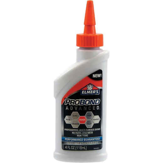 Elmer's ProBond Advanced 4 Oz. All-Purpose Glue