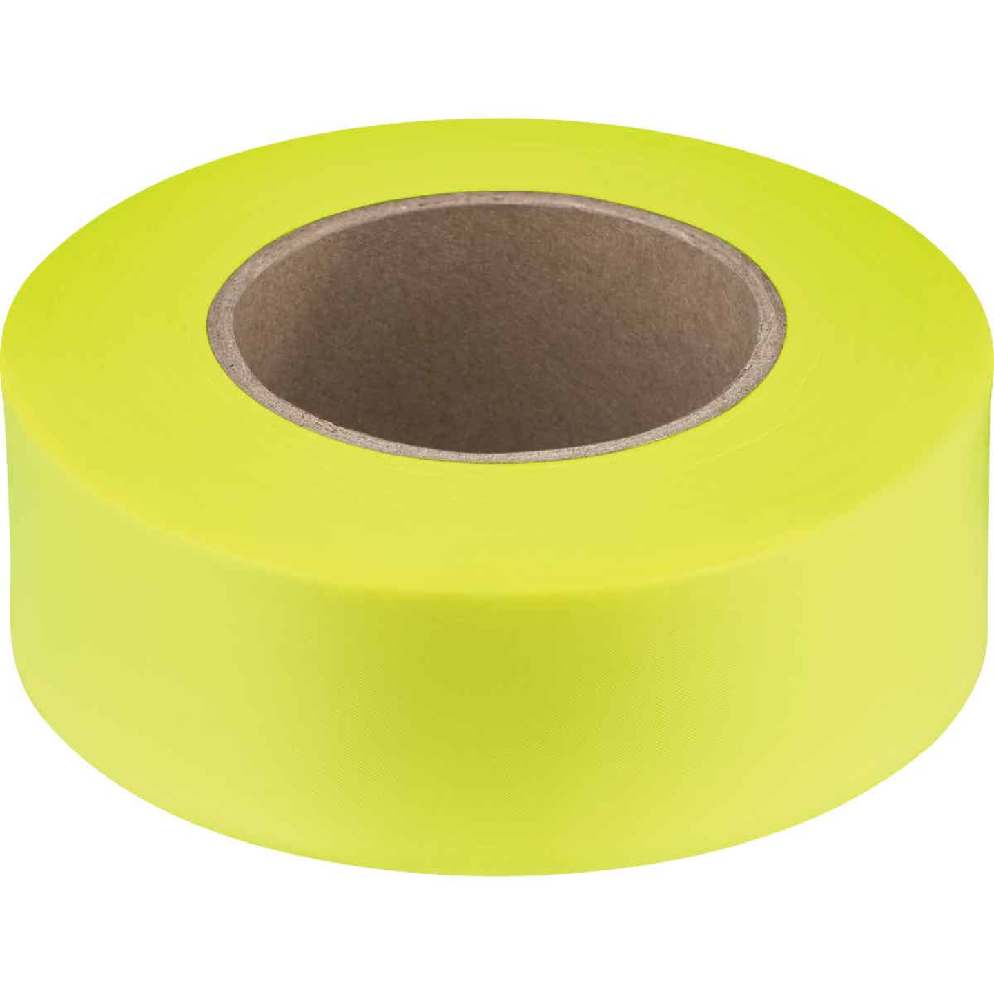 Empire 200 Ft. x 1 In. Yellow Flagging Tape Image 1