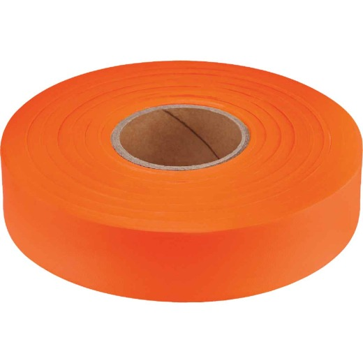 Empire 600 Ft. x 1 In. Orange Flagging Tape