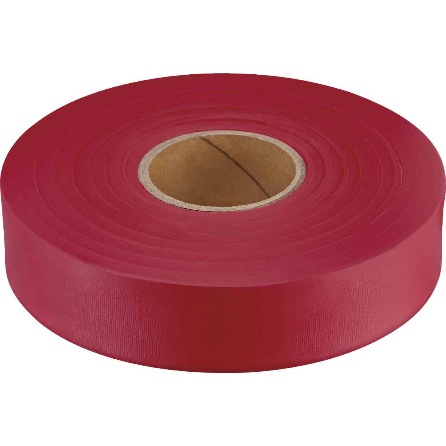 Empire 600 Ft. x 1 In. Red Flagging Tape Image 1