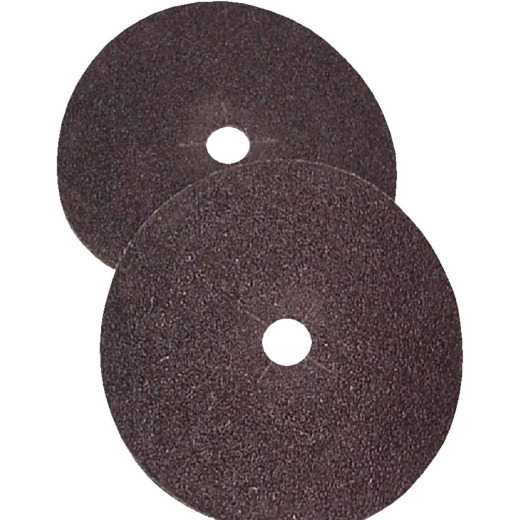 Virginia Abrasives 5 In. 1/4 In. 24 Grit Floor Sanding Disc