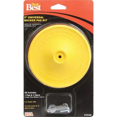 Do it 5 In. Sanding Disc Kit