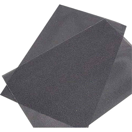 Virginia Abrasives 12 In. x 18 In. 120 Grit Floor Sanding Sheet for Flecto Square Buff