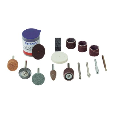 Dremel General Purpose Rotary Tool Accessory Kit (52-Piece)