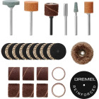Dremel Sanding and Grinding Rotary Tool Accessory Kit (31-Piece) Image 3