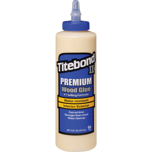 Titebond II 16 Oz. Premium Wood Glue