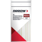 Arrow 4 In. Mini Clear Hot Melt Glue (24-Pack) Image 1