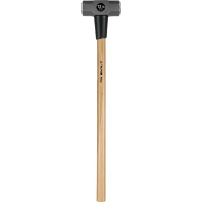 Truper Lb. Double-Faced Sledge Hammer with 36 In. Hickory Handle