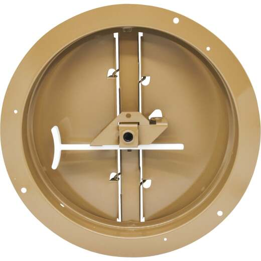 Accord 8 In. Round Ceiling Damper