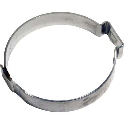 Apollo 1-1/4 In. Stainless Steel Polyethylene Pipe Crimp Clamp (10-Pack)