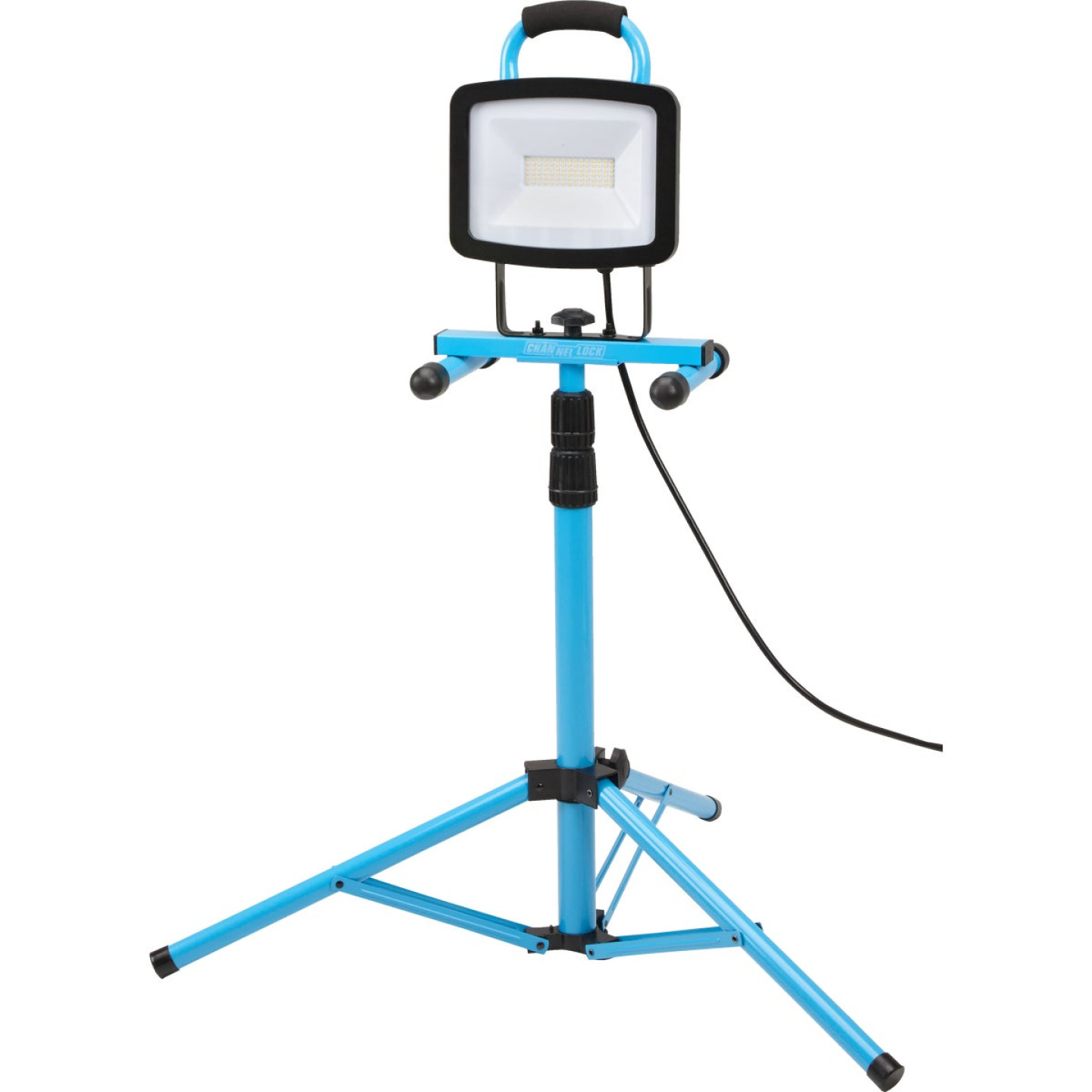 Channellock 6600 Lm. LED Tripod Stand-Up Work Light Image 4