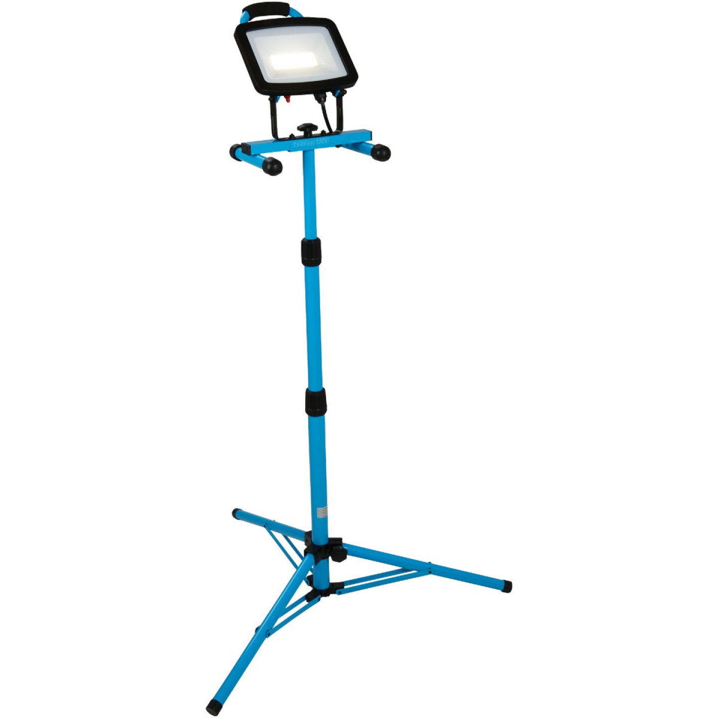 Channellock 6600 Lm. LED Tripod Stand-Up Work Light Image 7