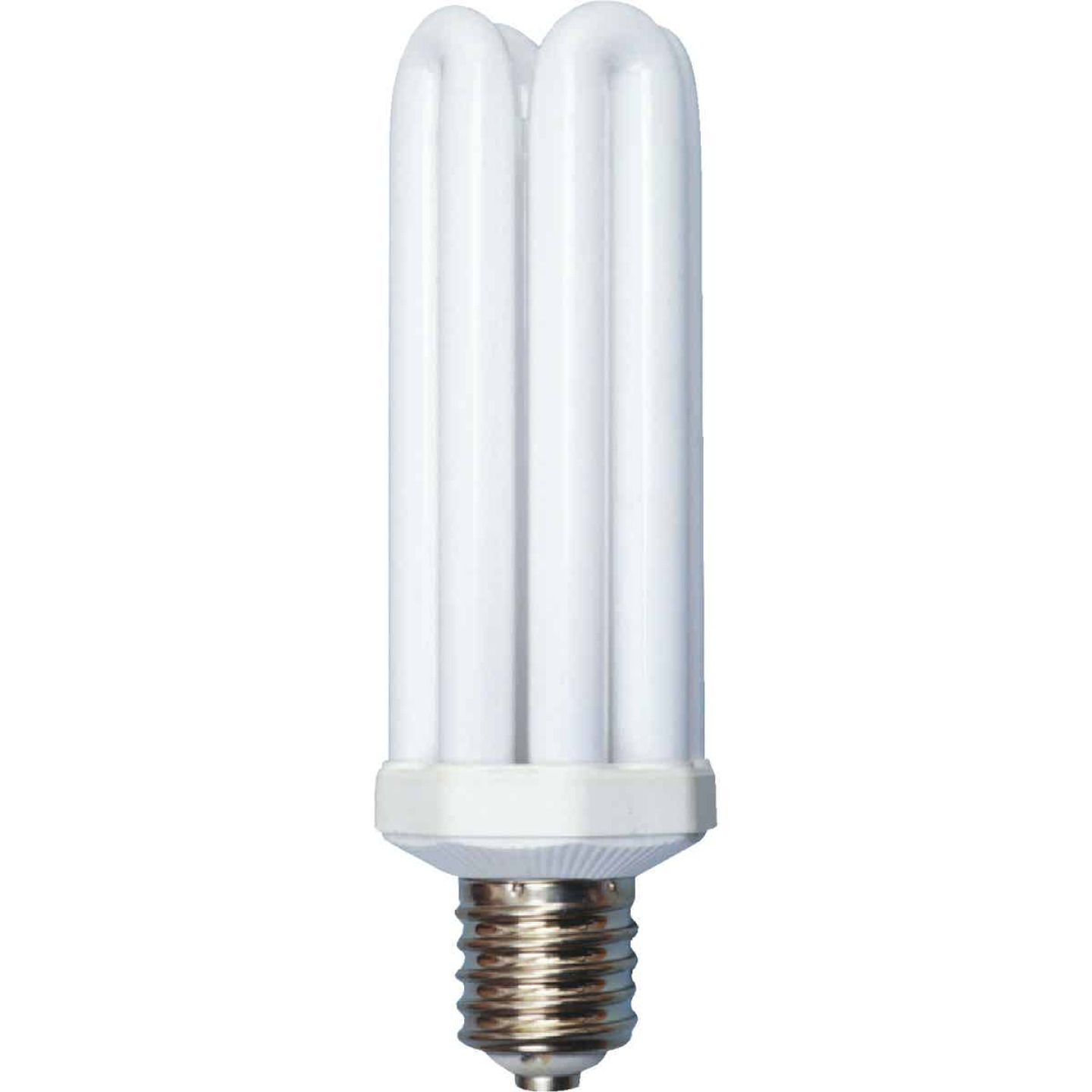 Woods 300W Equivalent Daylight Mogul Base 4U Security Fixture Replacement CFL Light Bulb Image 1