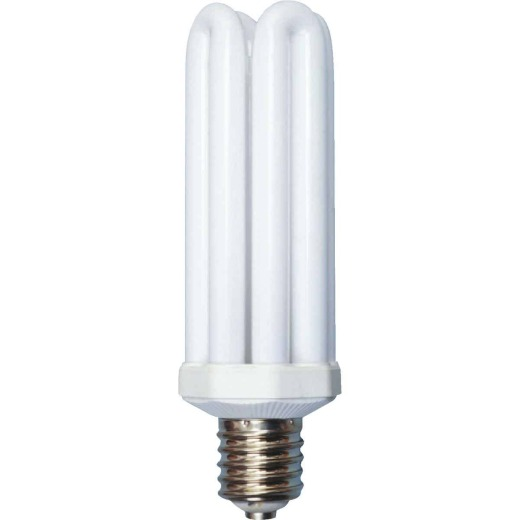 Woods 300W Equivalent Daylight Mogul Base 4U Security Fixture Replacement CFL Light Bulb