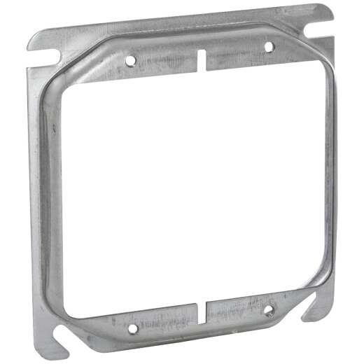 Raco 2-Device Combination 4 In. x 4 In. Square Raised Cover