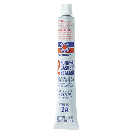 Permatex 1.5 Oz. No. 2 Form-A-Gasket Sealant
