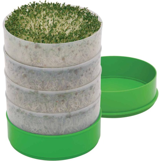 Deluxe Kitchen Crop Sprouter Hydrophobic Growing System