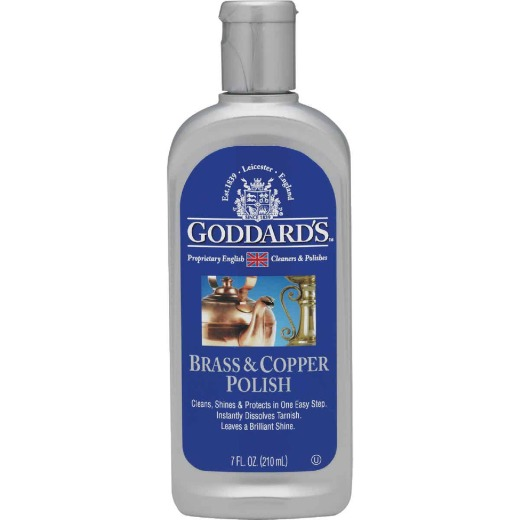 Goddard's 7 Oz. Brass & Copper Polish