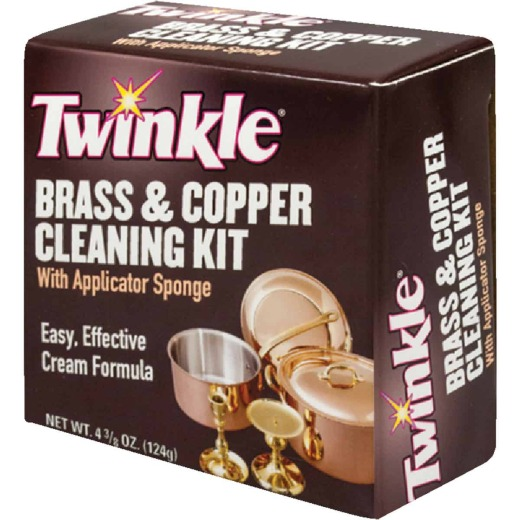Twinkle 4-3/8 In. Brass & Copper Cleaning Kit