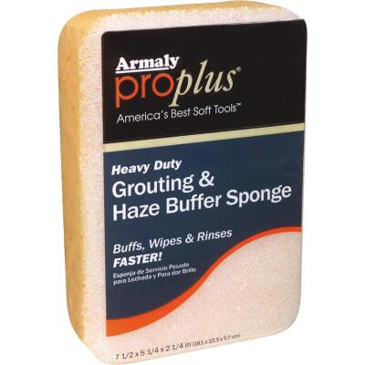 Armaly ProPlus 7-1/2 In. L Haze Buffer & Grout Sponge