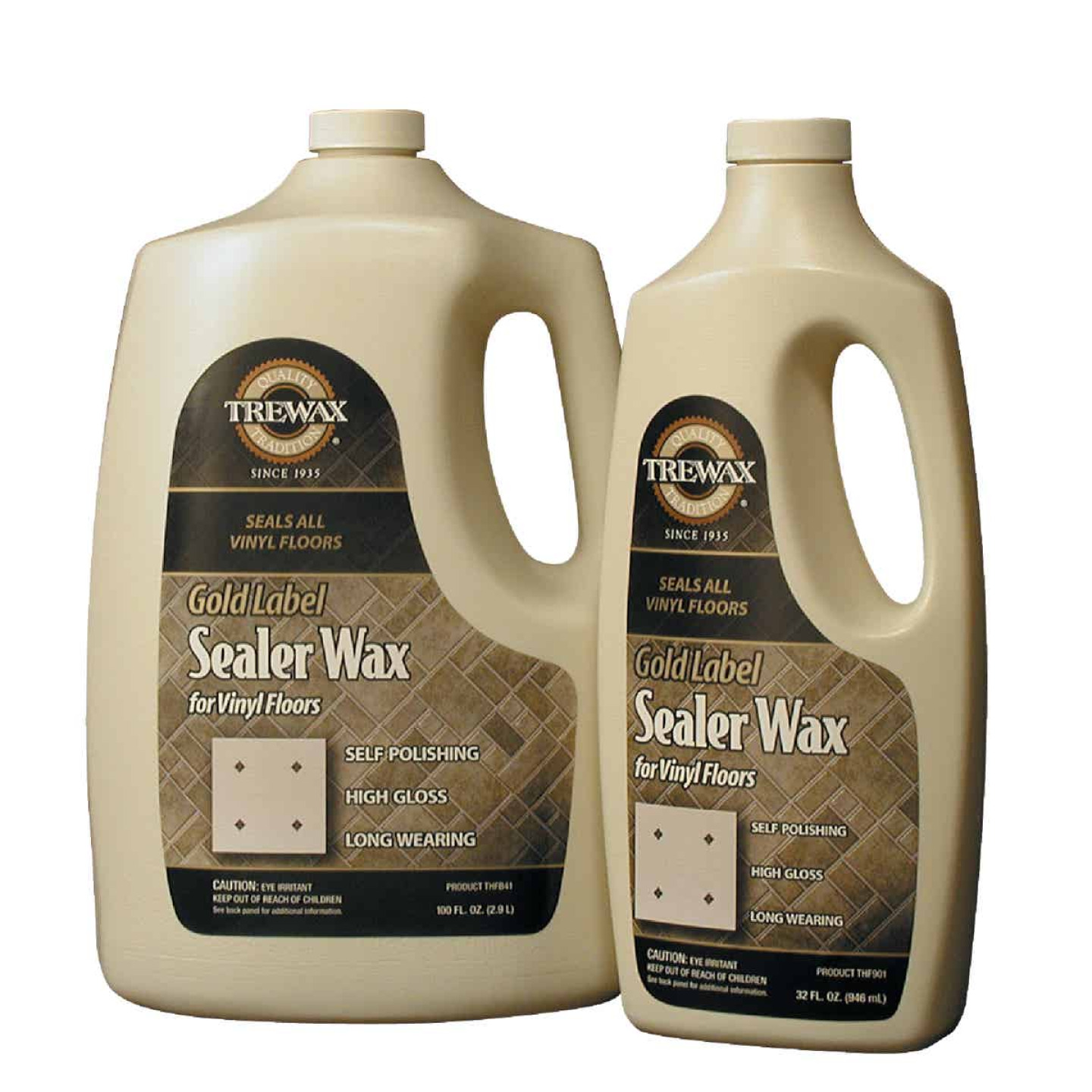 Trewax 32 Oz. Gold Label Sealer Floor Wax Image 1