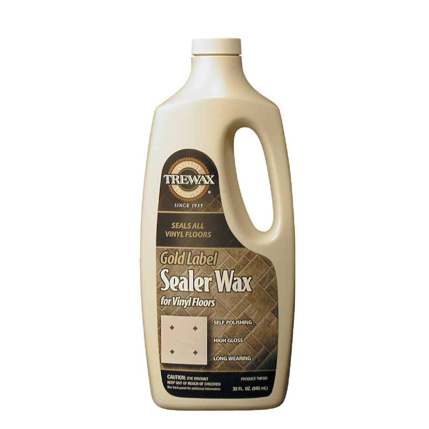 Trewax 32 Oz. Gold Label Sealer Floor Wax Image 2