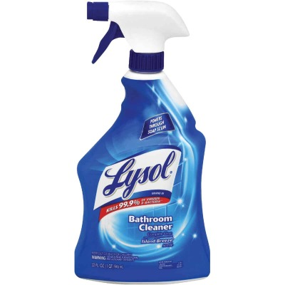 Lysol 32 Oz. Island Breeze Bathroom Cleaner