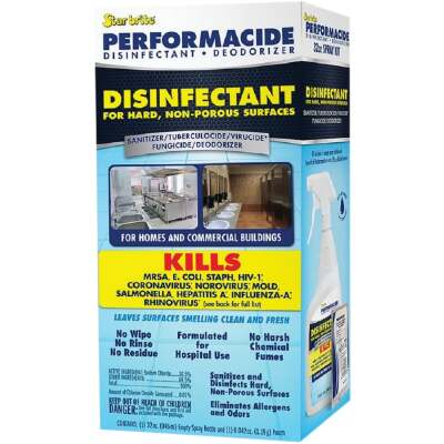 Performacide 32 Oz. Hard Surface Disinfectant Kit