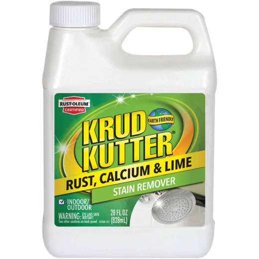 Krud Kutter 28 Oz. Rust, Calcium & Lime Stain Remover