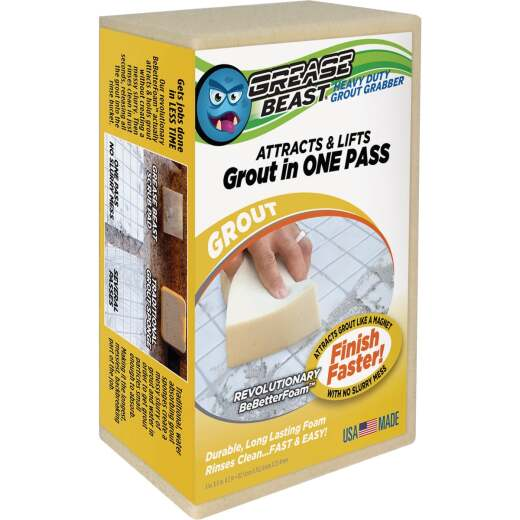 Grease Beast Tile & Grout Grabber Cleaner