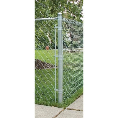 Midwest Air Tech Line Post 6 ft. L x 1-5/8 in. Dia 18 ga Post