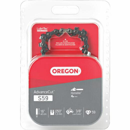 Oregon S59 16 In. Chainsaw Chain