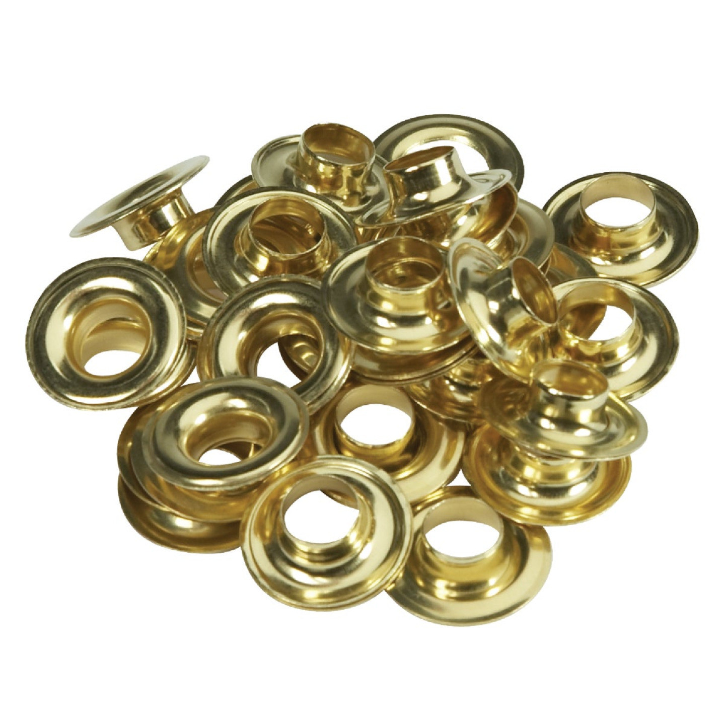 Lord & Hodge 3/8 In. Brass Grommet Refills (24 Ct.) Image 1