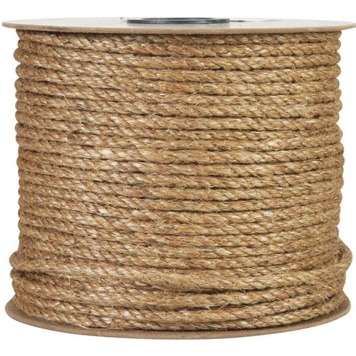 Do it 1/2 In. x 220 Ft. Tan Manila Fiber Rope