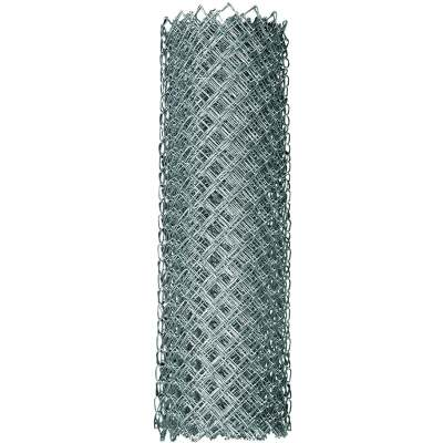 Midwest Air Tech 72 in. x 50 ft. 2-3/8 in. 12.5 ga Chain Link Fencing